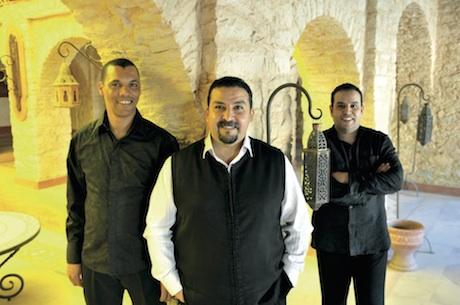 Driss el Maloumi Trio