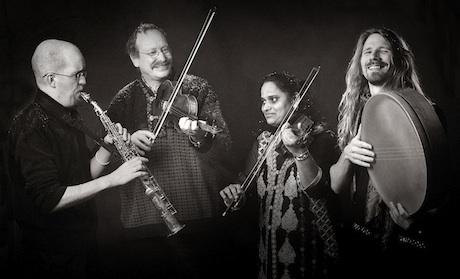 Nordic Raga & Vindlakvartetten