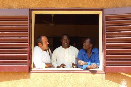 Serendou – flöjtfusion Niger-Bretagne