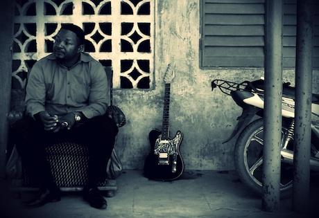 Samba Touré – Maliblues