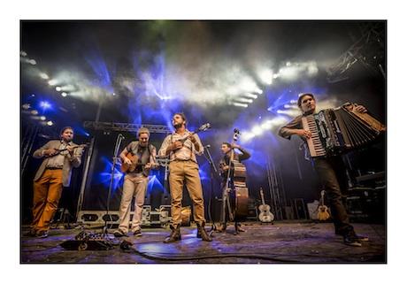 Söndörgö – sydslavisk musik från Ungern