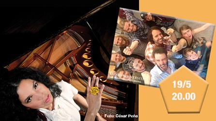 MHM Folk featuring Tania Naranjo