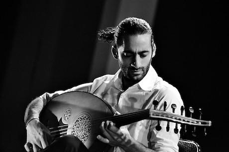 Adnan Joubran – oriental fusion med flamenco och jazz