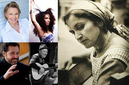 Violeta Parra 100 år – Galakväll