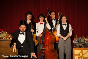Cats & Dinosaurs – swing och lindy hop