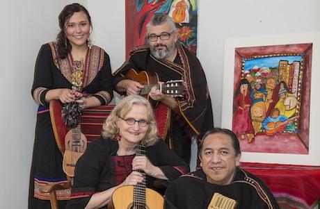 Khala Uma 30 år – en kväll med andinsk folkmusik, visor och poesi