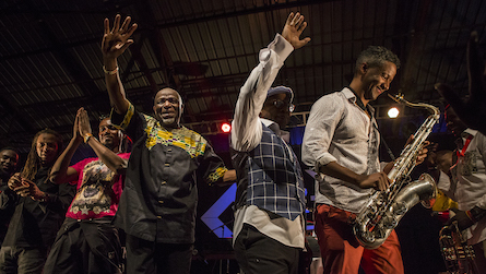 Ray Lema – en hyllning till Franco Luambo – inställd konsert!