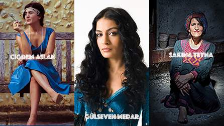 Kurdish Female Voices – Cigdem Aslan, Gülseven Medar och Sakina Teyna