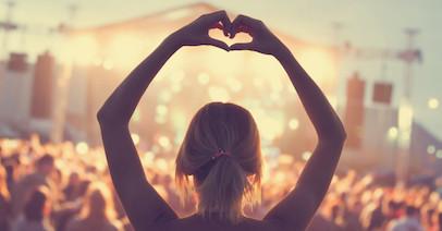 Att gå på konsert förlänger livet!