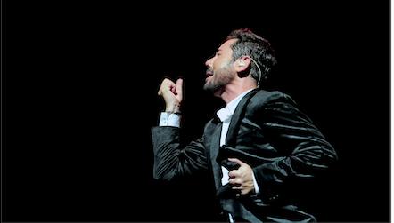Miguel Poveda – inställd konsert