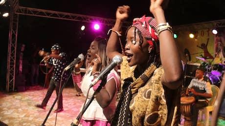 Spot on Mali Music 2020